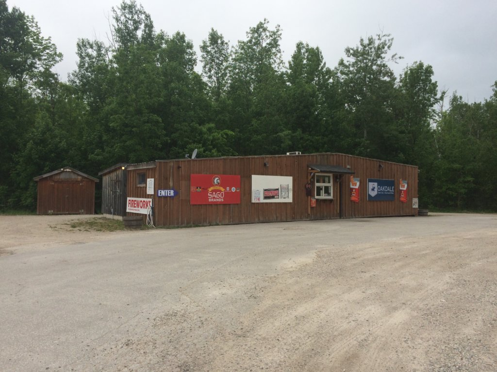 Ritchie Brother's Drive-thru Variety - Saugeen First Nation